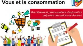 Grande consultation : vous et la consommation