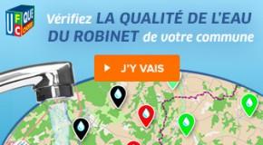 Carte interactive UFC-Que Choisir sur l'eau du robinet dans le Val-de-Marne [Mise à jour]