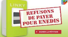 Linky 2018 : lancement d'une pétition