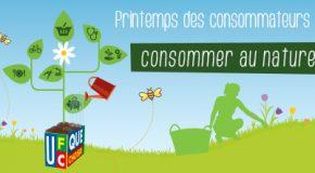 Printemps des consommateurs:  votre association locale vous donne rendez-vous à Fontenay-sous-Bois